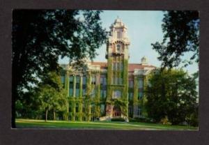 NY Lyman Hall Museum University of SYRACUSE NEW YORK PC