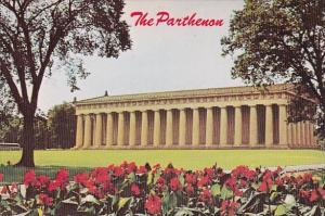 Tennessee NAshville The Parthenon Located In Centennial Park