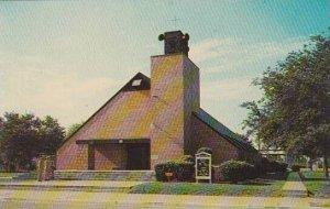 South Carolina Parris Island New Depot Chapel