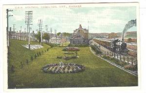 C.N.R.Station,Hamilton,On tario,Canada,  00-10s