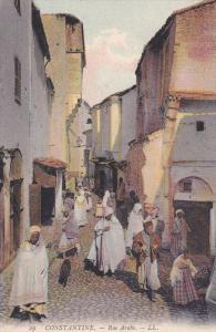CONSTANTINE , Algeria , 00-10s ; Rue Arabe