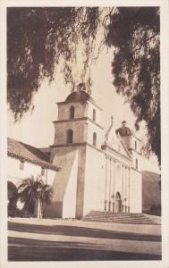 RP: Mission , SANTA BARBARA , California , 1910s 3/3