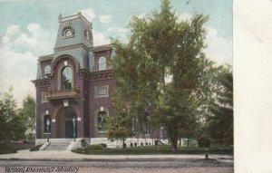 ST. JOHNSBURY, Vermont, 1900-10s; Athanaeum