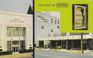 PARKERSBURG , West Virginia , 1950-60s ; Wood County bank