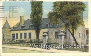Chateau de Ramesay Montreal Canada 1926