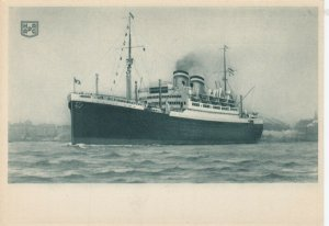 Hamburg-Amerika Linie Ocean Liner S.S. NEW YORK, 1920-40s