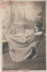 RP: Female Portrait , 00-10s ; #1-6 ; Le Depart De L'Aime