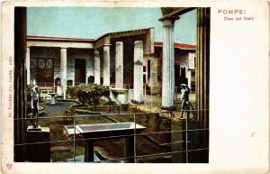 CPA AK POMPEI Casa del Vetti ITALY (527426)