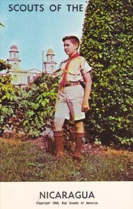 Uniform Boy Scouts Of Nicaragua