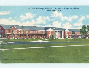 Pre-1980 BUILDING Cherry Point - Jacksonville & New Bern NC ho0871