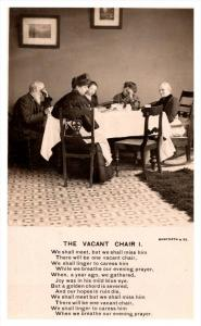 The Vacant Chair ,  Poem,  Dead Soldier's Family,  RPC   Bamfort...