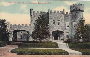 New Jersey Lakewood Lynt Hall Jasper Lynch Residence