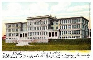 Rhode Island Providence  ,  State Normal School