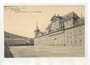 Fachada Principal Del Monasterio, El Escorial (Madrid), Spain, 1900-1910s