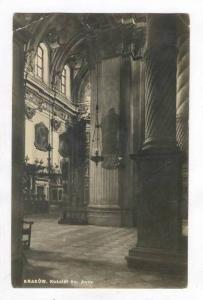 RP  KRAKOW, POland, PU-1931 Kosciot sw. Anny