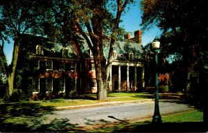 Massachusetts Andover The Andover Inn 1968