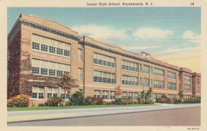 HACKENSACK , New Jersey, 30-40s; Jr High School