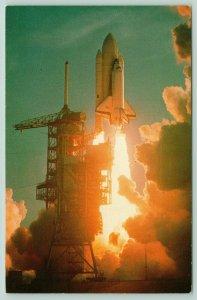 Kennedy Space Center Florida~NASA~John Young~Bob Crippen~The Columbia~1970s