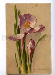 234937 Proud flowers by C. KLEIN Vintage Meissner & Buch #1444