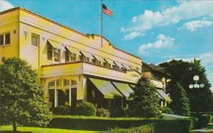 Arkansas Hot Springs National Park Lamar Bath House