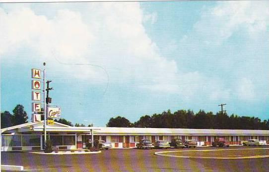 Arkansas Benton Motel Capri