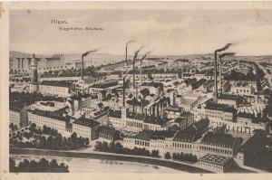 Czech R. Plzen Pilsen Burgerliches Brauhaus