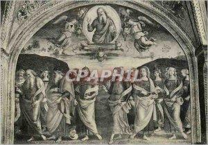 Modern Postcard Perugia College Cambio Proffeti and Sibille Perugino