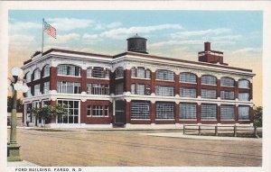 FARGO, North Dakota, 1910-20s; Ford Building