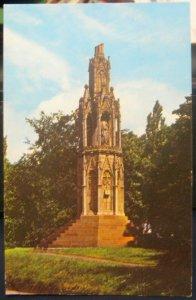 England Queen Eleanor Cross Northampton - unposted
