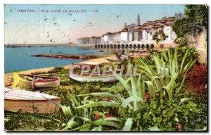 Postcard From Old Menton Garavan Pictures Taking
