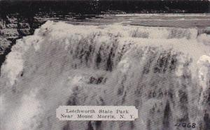 New York Main Mount Morris Letchworth State Park Dexter Press