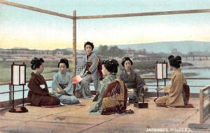 Japan Geisha Japanese Maidens Miko, traditional clothing