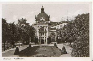 Germany Postcard - Wiesbaden - Kochbrunnen - Ref 21172A