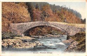 Girvan, Pinmore Bridge Scotland, UK Unused