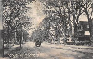 Massachusetts Salem   Lafayette Street