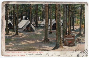 East Northfield, Mass, Camp Northfield