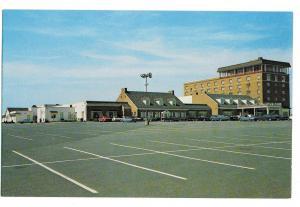 NJ Pennsauken Ross Ivy Stone Motel Motor Hotel Vtg Postcard