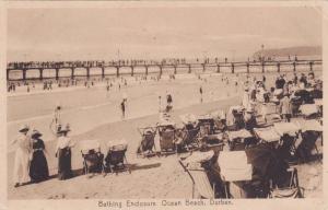 Bathing Enclosure, Ocean Beach, Durban, South Africa, 1900-1910s
