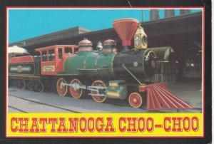Chattanooga Choo-Choo , 1985 ; Tenn. , & Holiday Inn