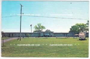 Bouchard's Lake View Motel, Massena NY