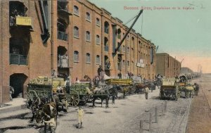 BUENOS AIRES , Argentina , 1900-10s ; Depositos de la Addana
