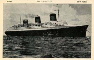 Transatlantique Generale - SS Normandie