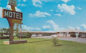 DAUPHIN, Manitoba, Canada, 1940-1960´s; Tween Lakes Motel