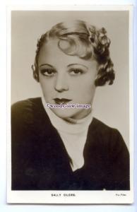 b6040 - Actress - Film Kurier Series, Sally Eilers , No.26 - postcard