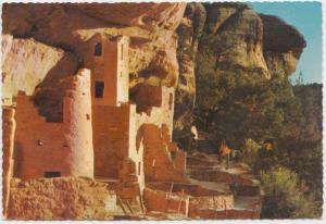 CLIFF PALACE, Mesa Verde National Park, Colorado, unused Postcard