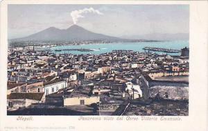Napoli Panorama Vista del Corso Vittorio Emanuele, Italy, 00-10s