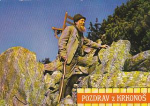 Czechoslovakia Pozdrav Z Krkonos