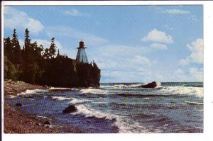 Coppermine Point Lighthouse, Ontario
