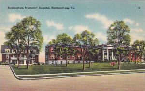 Virginia Harrisonburg Rockingham Memorial Hospital