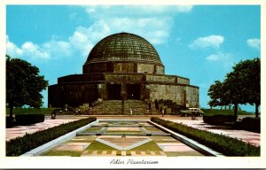 Illinois Chicago The Adler Planetarium